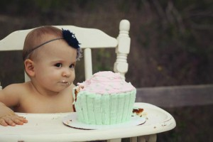 1st Birthday Photoshoot!